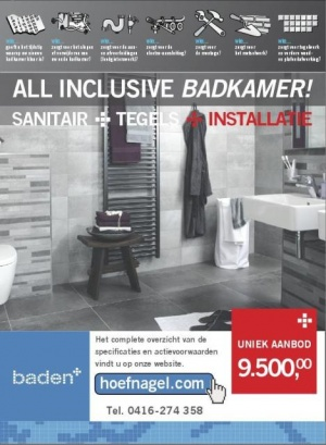 All Inclusive Badkamer