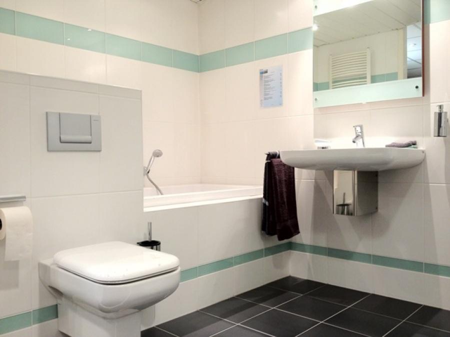 22 023356 badkamer showroom capelle - Oude keuken wastafel ...